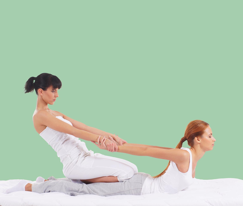 2 hr Traditional Thai Massage