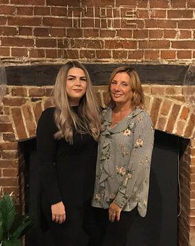 Charlotte and Linda