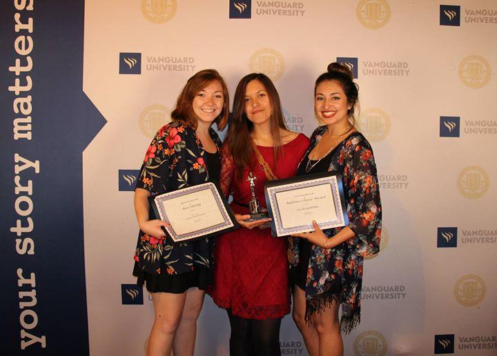 Vanguard Film Festival Winner