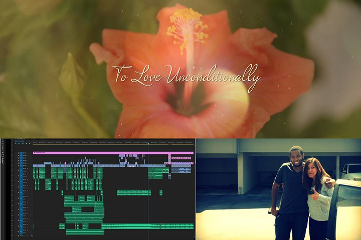Editor of To Love Unconditionally