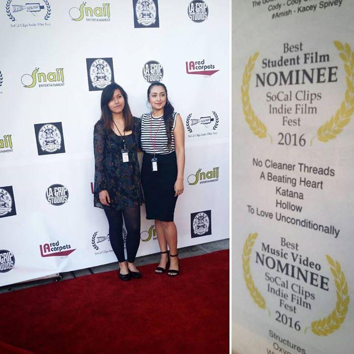 SoCal Film Festival Nominee