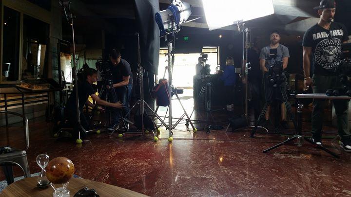 Filming a Star Trek Documentary