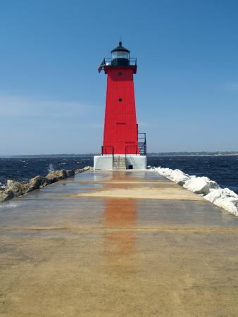 East Breakwater Lighthous
