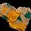 Thumbnail: Γάντια εργασίας CBSA κίτρινα