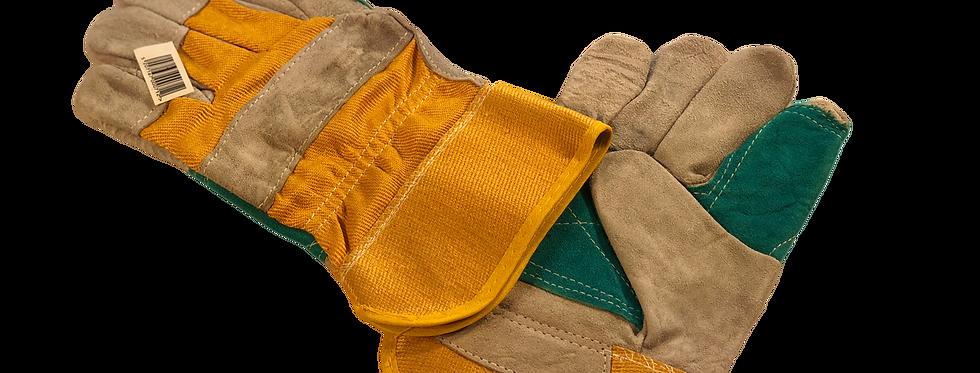 Γάντια εργασίας CBSA κίτρινα
