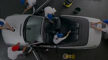 10 λάθη που κάνουμε όταν πλένουμε το αμάξι μας!