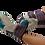 Thumbnail: Γάντια εργασίας ενισχυμένα