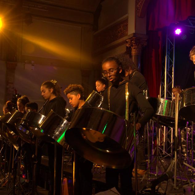 Endurance steel orchestra - Winter concert - Junior band