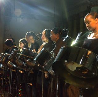 Endurance steel orchestra - Winter concert - Intermediate band