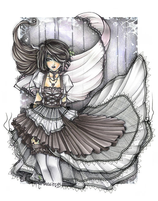 Big Lovely Lolita Print