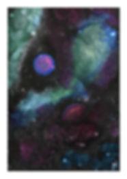 Mini Hidden Planet Print