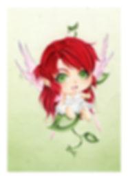 Mini Fairy Print