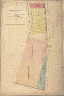 Kaart uit 1811