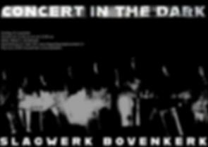 poster concert in the Dark definitief.pn