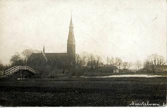 Bovenkerk in 1952