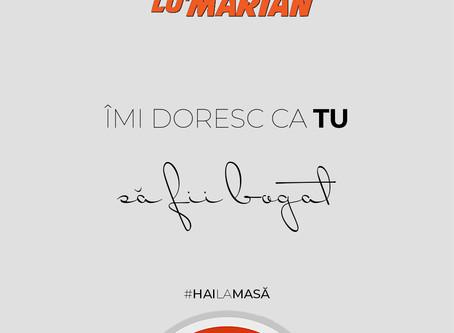 Îmi doresc ca TU să fii bogat • Borșul lu' Marian ep. 37