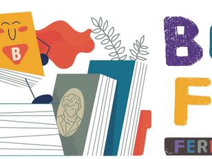 Book Fair Sparks the Joy of Reading