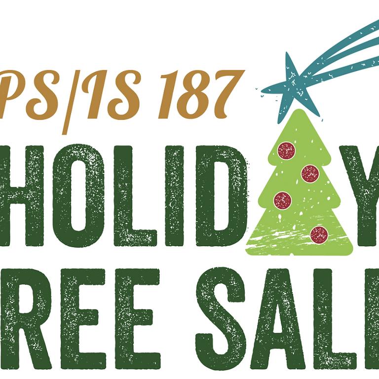 Holiday Tree Sale