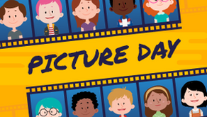 Save the Date: Picture Day is November 8th & 9th, 2021