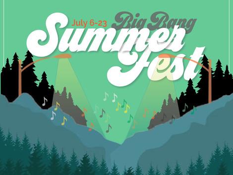 Join Summer Fest 2020 | July 6 - 23