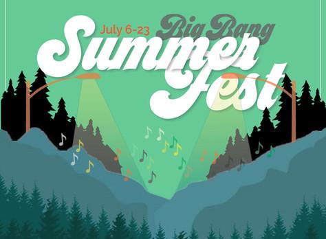 Join Summer Fest 2020   July 6 - 23
