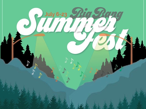 Join Summer Fest 2020 | July 6 - 23