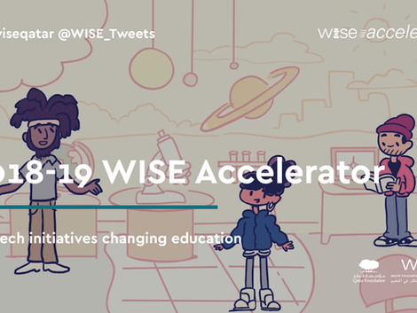 ImBlaze invited to be part of the 2018-19 WISE Accelerator