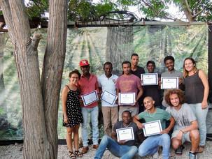 תוכנית השכלה גבוהה סיכום חצי שנתי של המרכז לקידום פליטים אפריקאים: