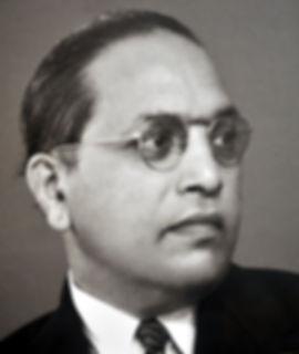 Dr. Bhimrao Ramji Ambedkar