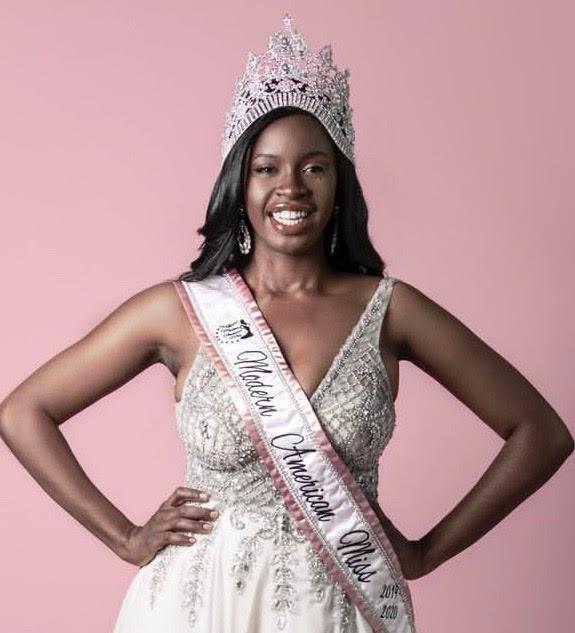 Renee Ombaba - Modern American Miss, 2019-2020