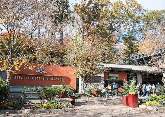 Atlanta Biotanical Garden