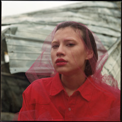 model - nadya laska