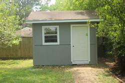 Updated Shed