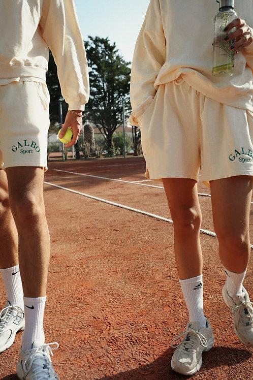 Le short Galbo Sport « Pearled Ivory»
