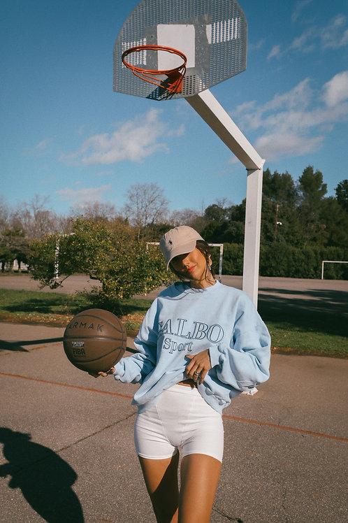 Le Sweat Galbo Sport «Baby Blue»