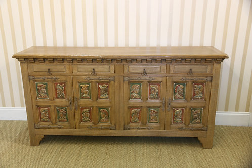 French Renaissance Style Sideboard
