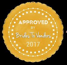 Wedding Vendor Award