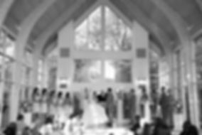 Glass Chapel Wedding
