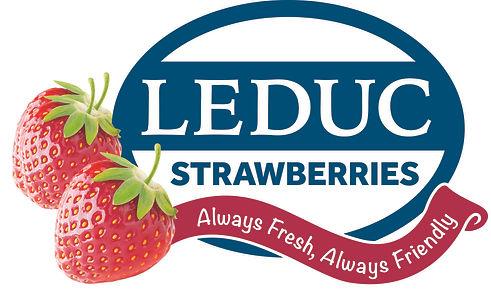 Leduc STRAWBERRIES logo.jpg