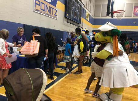 Attendance and Enrollment Kickoff a Success