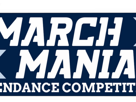 March Mania Attendance Competition Begins March 1