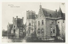 Beeldcolumn: kasteel Stapelen