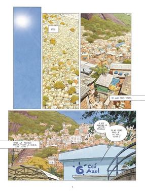 Recensie – Rio Nr. 2: De ogen van de favela