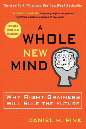 Recensie over 'A whole new mind'