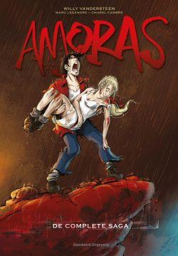 Recensie 'Amoras. De complete saga'