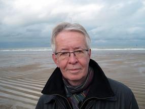 Interview met Frans  Budé. Dichter en schrijver langs de Maas.