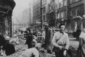 Duitsland in  1945