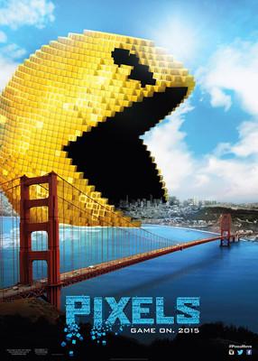 Pixels: game over