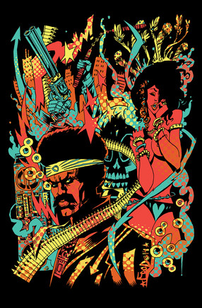Interview with Jim Mahfood