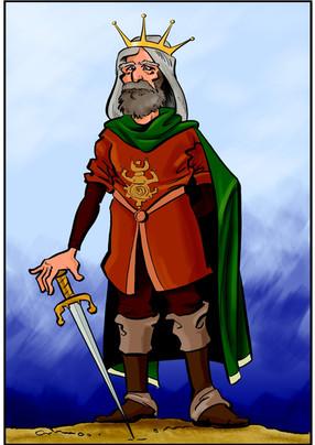 Uit het dagboek van koning Arthur
